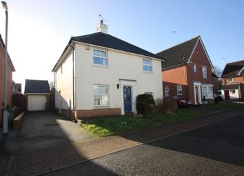 Thumbnail 4 bed detached house for sale in Czarina Rise, Laindon, Basildon
