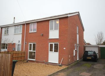 Thumbnail 4 bedroom semi-detached house for sale in Hillside, Sutton, Ely