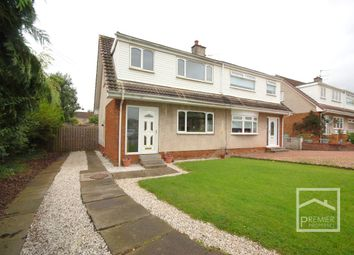 Thumbnail 3 bed semi-detached house for sale in Asquith Place, Bellshill