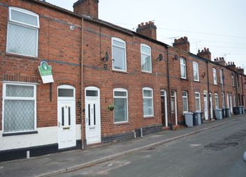 Thumbnail 2 bed terraced house to rent in Surrey Street, Crewe