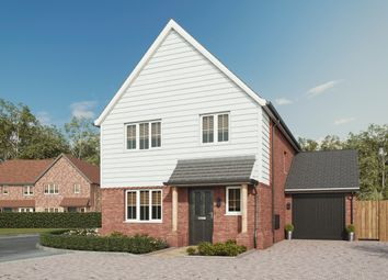 Thumbnail 4 bed detached house for sale in Stoke Road, Hoo