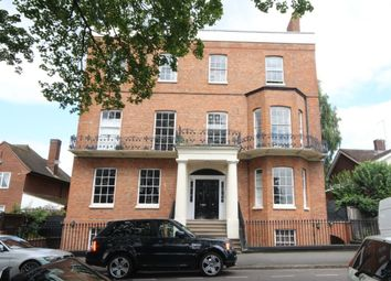 Thumbnail 3 bed flat to rent in Newbold Terrace East, Leamington Spa