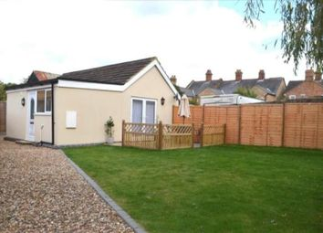 Thumbnail 1 bed bungalow for sale in 13A Sun Street, Biggleswade, Bedfordshire
