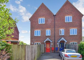 Thumbnail 4 bed town house for sale in Swan Corner, Pulborough, West Sussex