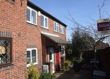 Thumbnail 2 bed terraced house to rent in Maitland Avenue, Mountsorrel, Loughborough