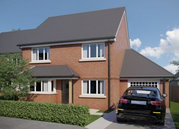 Thumbnail 3 bedroom detached house for sale in St. Johns Road, Hedge End, Southampton