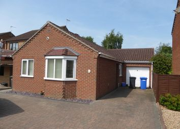 Thumbnail 2 bedroom detached bungalow for sale in Bluebell Way, Worlingham, Beccles
