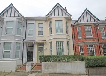 Thumbnail 3 bed terraced house for sale in Beechwood Terrace, Mutley, Plymouth