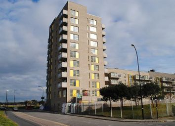 Thumbnail 2 bed flat for sale in Royal Dockside, North Woolwich