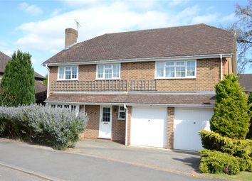 Thumbnail 5 bed detached house for sale in Waverley Way, Wokingham, Berkshire