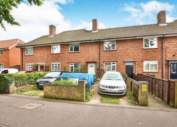 Thumbnail 4 bedroom terraced house for sale in Dereham Road, Norwich