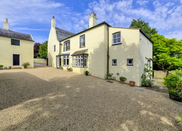 Thumbnail 7 bed detached house for sale in Station Road, Sutton, Ely