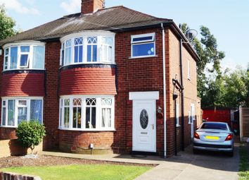 Thumbnail 3 bedroom semi-detached house for sale in Liverpool Avenue, Doncaster, South Yorkshire