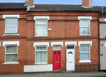 Thumbnail 2 bed terraced house for sale in Nicholls Street, Stoke, Coventry, West Midlands