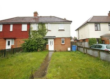Thumbnail 3 bedroom semi-detached house for sale in Scott Road, Ipswich, Suffolk