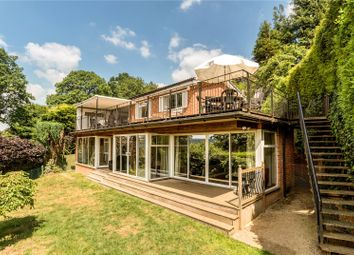 Thumbnail 3 bed detached house for sale in Tower Hill, Dorking, Surrey