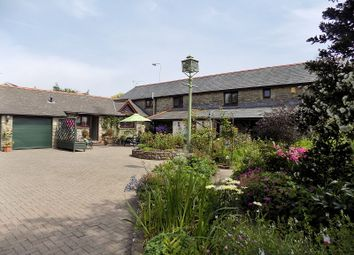Thumbnail 4 bed barn conversion for sale in The Old Barn, Bonvilston, Cardiff.