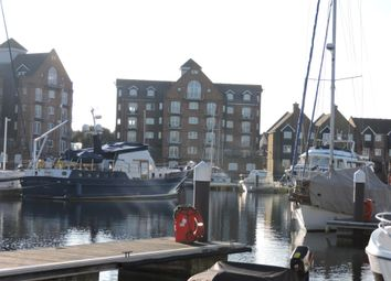 Thumbnail 2 bed flat to rent in Silver Strand West, Silver Wharf, Sovereign Harbour North, Eastbourne, East Sussex