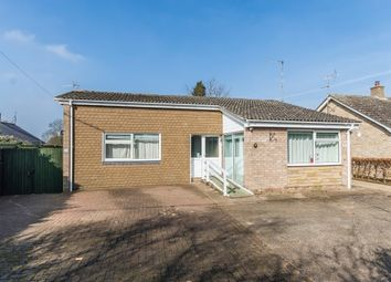 Thumbnail 3 bed bungalow to rent in Earith Road, Willingham, Cambridge