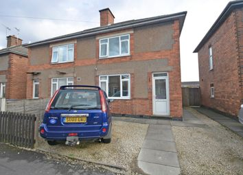 Thumbnail 3 bedroom semi-detached house to rent in Bradgate Road, Barwell, Leicestershire
