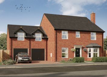 Thumbnail 5 bed detached house for sale in Poppy Way, Gislingham