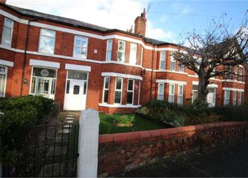 Thumbnail 4 bedroom terraced house for sale in Cambridge Road, Crosby, Liverpool, Merseyside