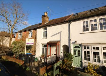 2 bed terraced house for sale in Armstrong Road, Englefield Green, Surrey TW20