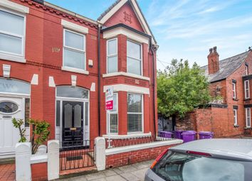 3 bed end terrace house for sale in Arlington Avenue, Liverpool L18