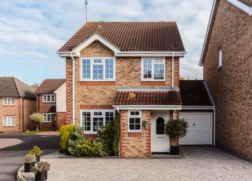 Thumbnail 3 bed detached house for sale in Worcester Close, Basildon