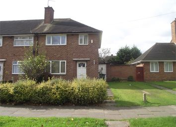 Thumbnail 3 bed end terrace house to rent in Timberley Lane, Shard End, Birmingham