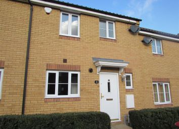 Thumbnail 3 bed terraced house to rent in Peppercorn Way, Dunstable