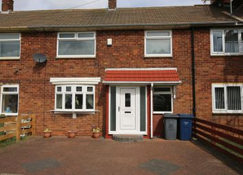 Thumbnail 3 bedroom terraced house for sale in Galsworthy Road, South Shields