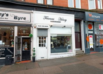 Thumbnail Commercial property to let in Byres Road, West End, Glasgow