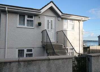 Thumbnail 2 bed flat to rent in Penwerris Lane, Falmouth, Cornwall