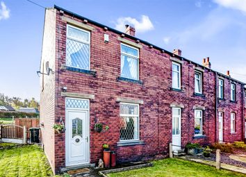 Thumbnail 3 bed end terrace house for sale in Strike Lane, Skelmanthorpe, Huddersfield