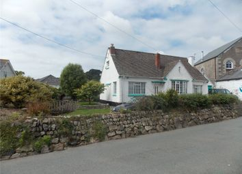 Thumbnail 3 bed detached bungalow for sale in Chapel Road, Heamoor, Penzance