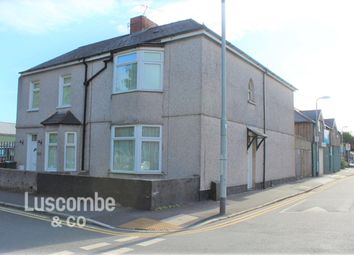 Thumbnail 3 bed end terrace house to rent in Crawford Street, Newport