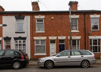 Thumbnail 2 bed terraced house to rent in West Avenue, Leicester