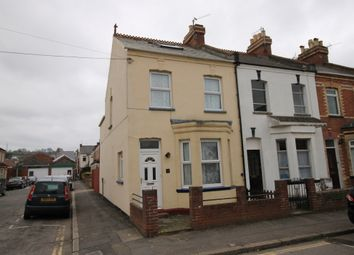 Thumbnail 3 bed end terrace house to rent in Brunswick Street, St. Thomas, Exeter