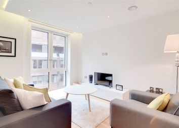 Thumbnail 1 bed flat for sale in Rosamond House, Elizabeth Court, London