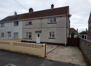 Thumbnail 3 bed semi-detached house to rent in Maesglas, Pontyates, Llanelli