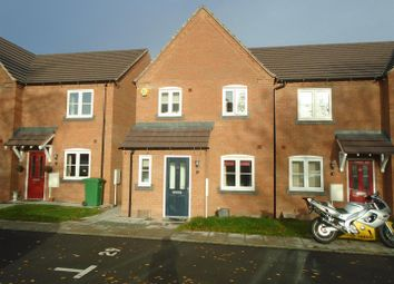 Thumbnail 3 bed terraced house for sale in Barn Owl Way, Bicton Heath, Shrewsbury