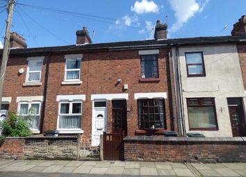 Thumbnail 2 bed terraced house for sale in Keary Street, Stoke, Stoke-On-Trent