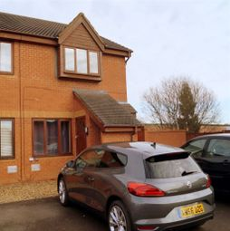 Thumbnail 1 bed flat to rent in Margam Crescent, Monkston