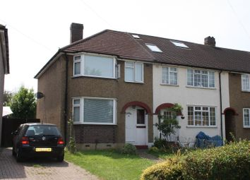 Thumbnail 3 bedroom terraced house for sale in Devon Way, Chessington