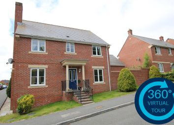 Thumbnail 4 bed detached house for sale in Cumberland Drive, Kings Heath, Exeter