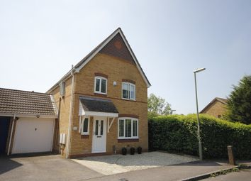 Thumbnail 3 bed link-detached house for sale in Coriander Way, Whiteley, Fareham
