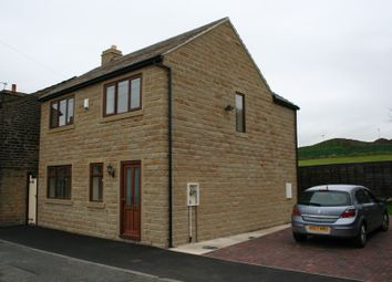 Thumbnail 3 bed detached house for sale in Myers Lane, Bradford