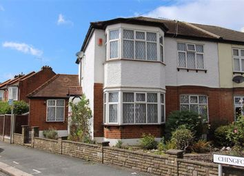 Heathcote Grove, North Chingford, London E4. 4 bed semi-detached house