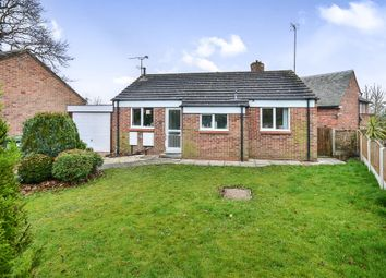 Thumbnail 2 bed detached bungalow for sale in The Spinney, Ripley